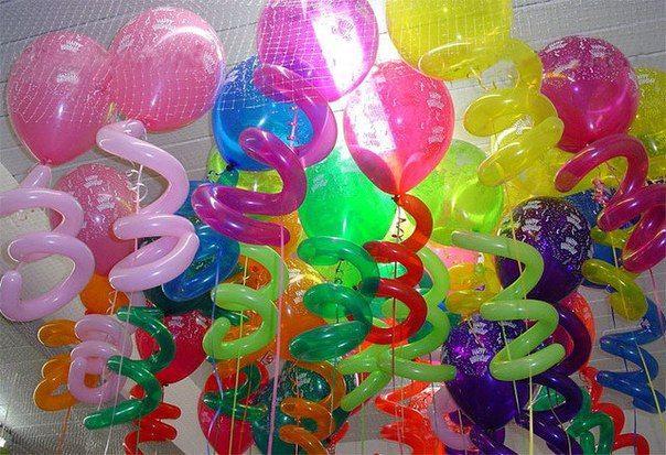 Гелиевые шары: искусство делать деньги из воздуха