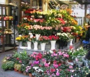 Порядок открытия цветочного салона