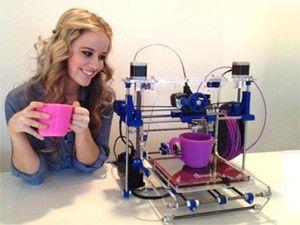 Biznes s 3D printerom