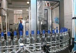 Ликеро-водочное производство
