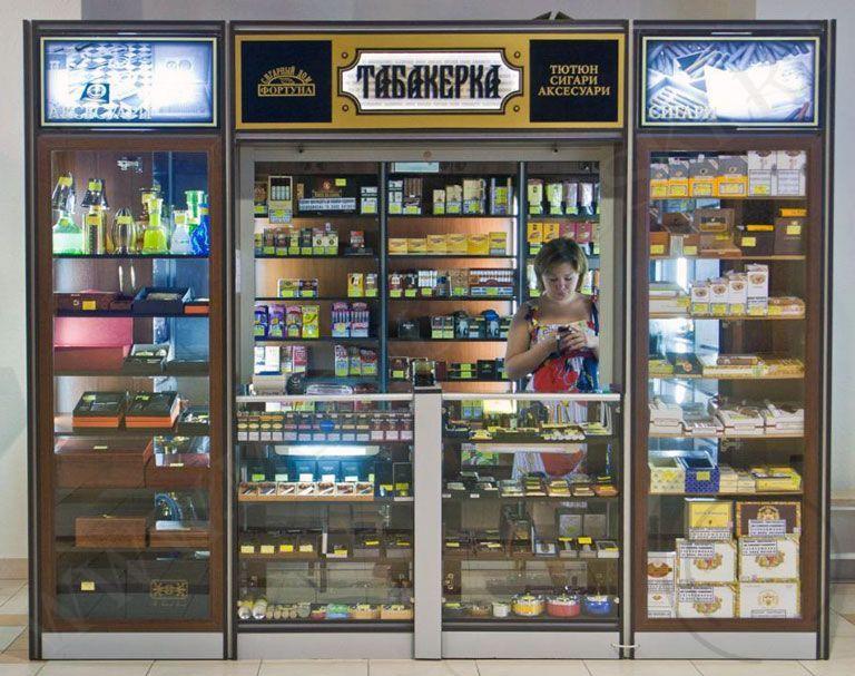 Как открыть табачный киоск - Бизнес Идеи 2018