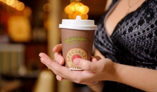 Работа в возьми кофе с собой
