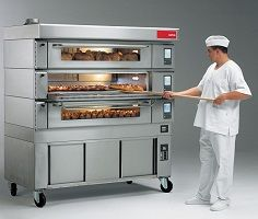 Персонал мини пекарни